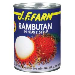 Rambutan in Syrup (20 oz.)