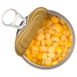 Sweet Kernel Corn (8 oz.)