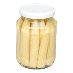 Baby Corn in Glass Jar (12 oz.)