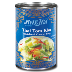Tom Kha Vegetable and Coconut Soup