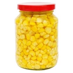 Sweet Kernel Corn in Glass Jar (12 oz.)